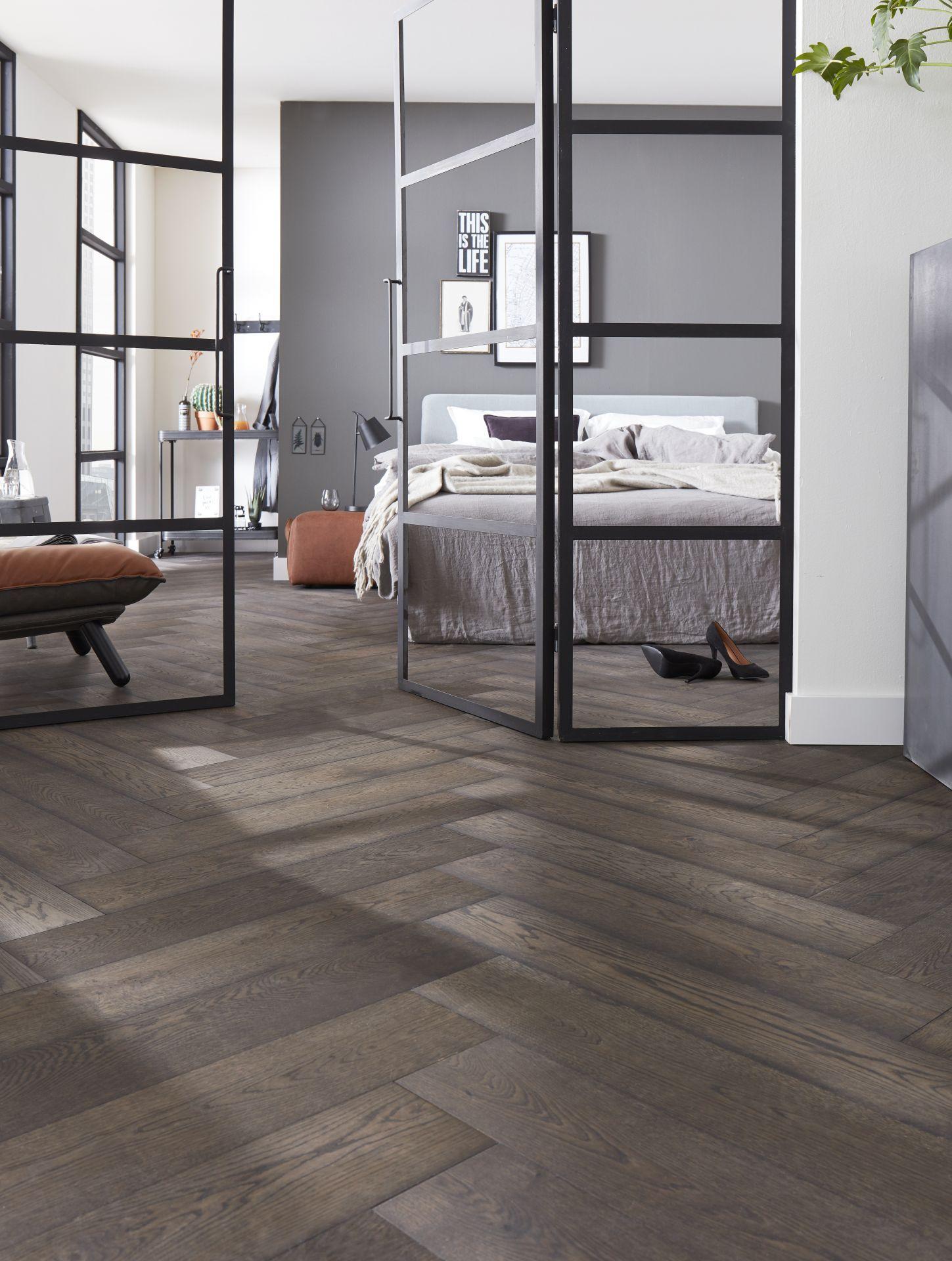 Visgraat vloer for Interieur vloeren