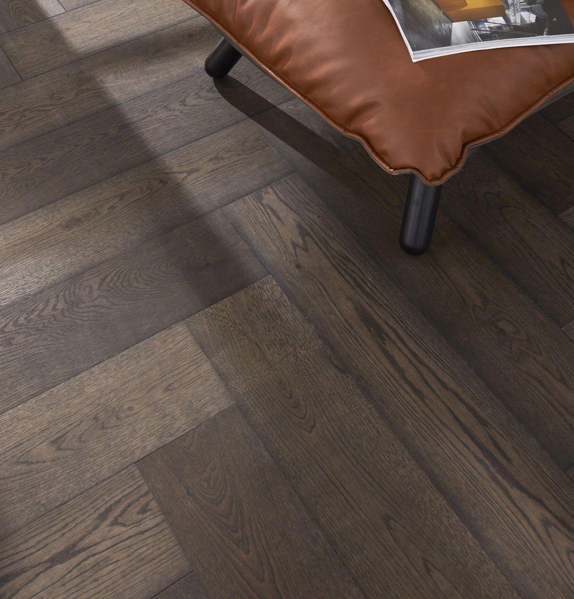 Magnifiek Houten vloeren in visgraat patroon zijn weer helemaal terug &EB36