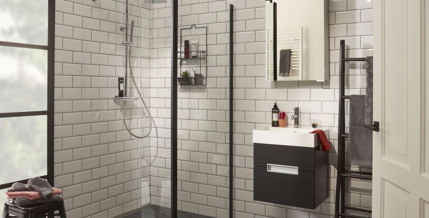 Genoeg De industriële badkamer - Bruynzeel Home Products #VQ29