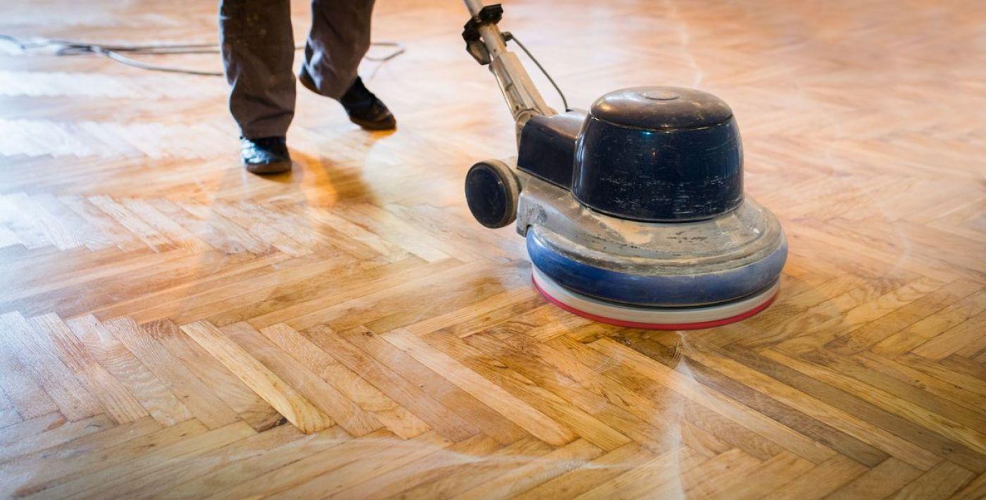 Onderhoud van je houten vloer