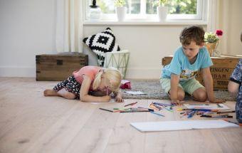 Vloeren van bruynzeel home products tijdloos en trendy