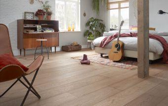 Vloeren van bruynzeel home products. tijdloos en trendy.