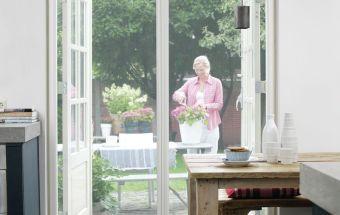 Hordeur Openslaande Deuren : Hor van bruynzeel kopen? elke dag plezier met horren van bruynzeel!