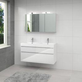 Bruynzeel home products ensemble de meubles de salle de - Armoire a glace salle de bain ...