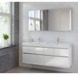 Ensemble de meubles de salle de bains Pinto 150cm