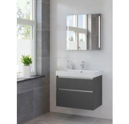 Ensemble de meubles de salle de bains Pinto 75cm