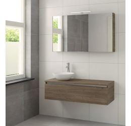 Ensemble de meubles de salle de bains Giro 120cm
