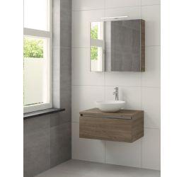 Ensemble de meubles de salle de bains Giro 75cm