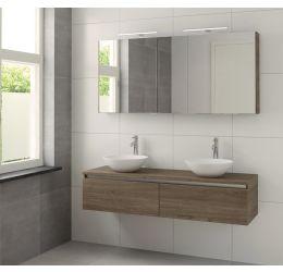 Ensemble de meubles de salle de bains Giro 150cm