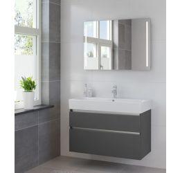 Ensemble de meubles de salle de bains Passo 100cm