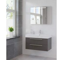 Ensemble de meubles de salle de bains Bando 90cm