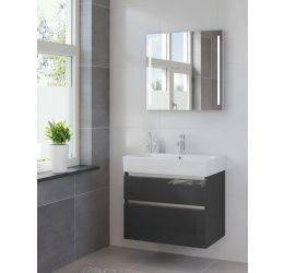 Ensemble de meubles de salle de bains Passo 75cm
