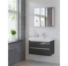 Ensemble de meubles de salle de bains Palitano 80cm