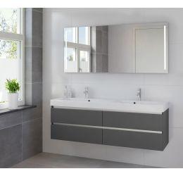 Ensemble de meubles de salle de bains Palitano 160cm