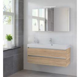 Ensemble de meubles de salle de bains Palitano 120cm
