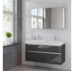 Ensemble de meubles de salle de bains Pinto 120cm
