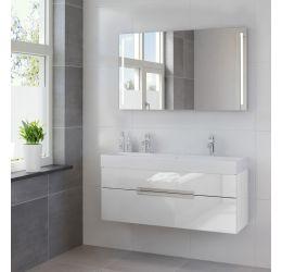 Ensemble de meubles de salle de bains Mino 120cm