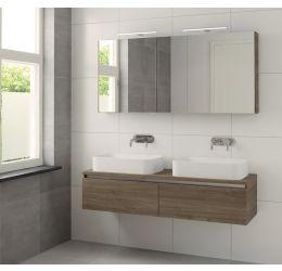 Ensemble de meubles de salle de bains Faro 150cm