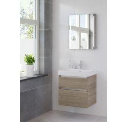 Ensemble de meubles de salle de bains Pinto 60cm
