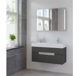 Ensemble de meubles de salle de bains Mino 100cm