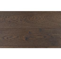Larges planches en chêne rustique 25cm - cacao