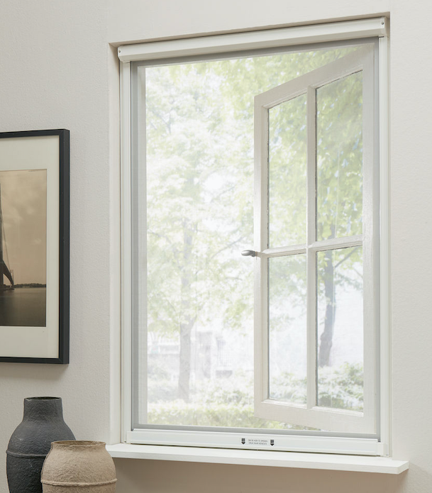 hor voor ramen bruynzeel