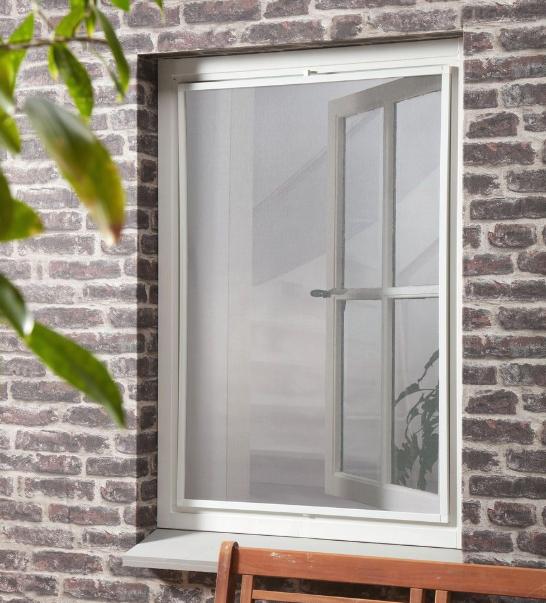 vaste hor raam